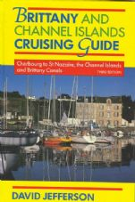 Brittany and Channel Island Cruising Guide